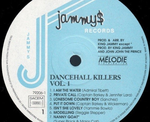 Dance Hall Killers Vol 1