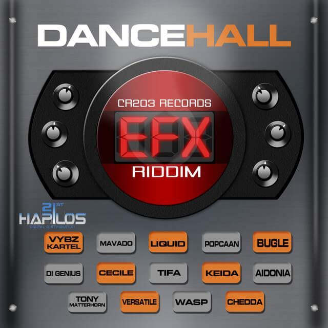dancehall efx riddim – cr203 records