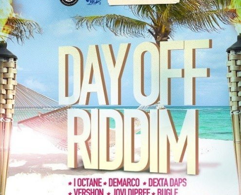 Day Off Riddim Frenz For Real
