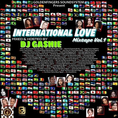 Dj Gashie International Love Mixtape Vol 1