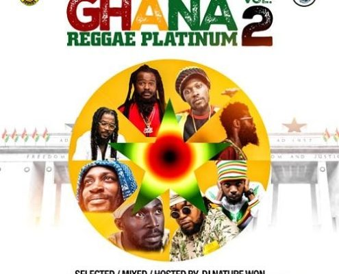 Dj Nature Won Ghana Reggae Platinum Vol 2
