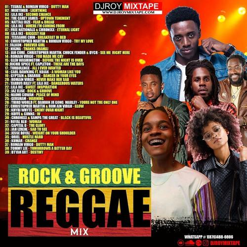 Dj Roy Rock Groove Reggae Mix