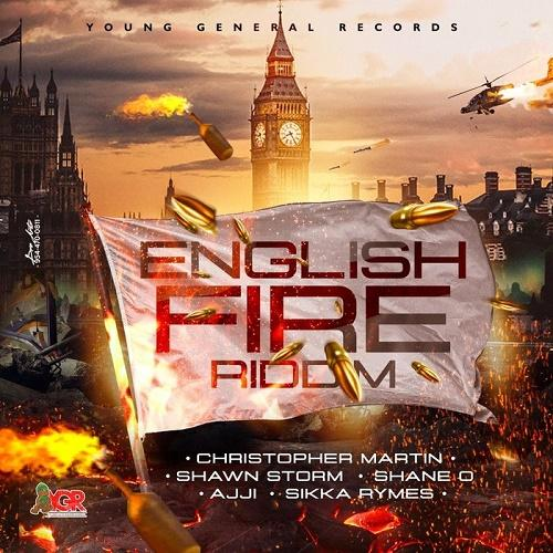 English Fire Riddim