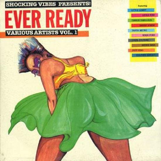 Ever Ready Riddim Shocking Vibes
