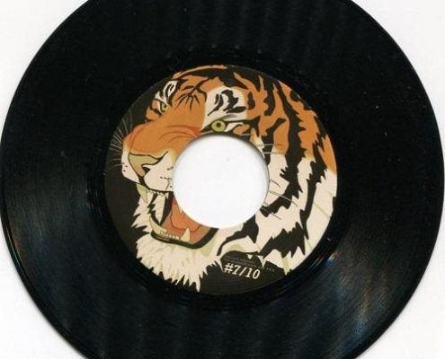 Eye Of The Tiger Riddim