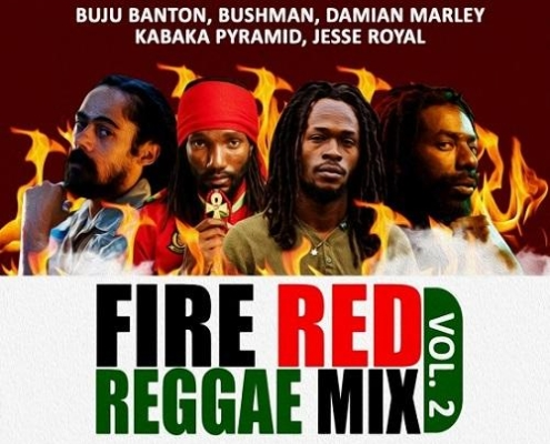 Fire Red Reggae Mix