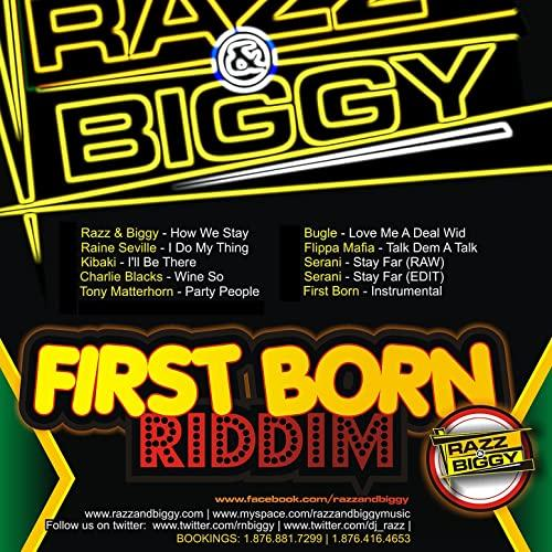 First Born Riddim 1
