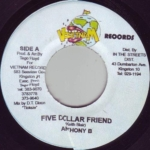 Five Dollar Friend Riddim