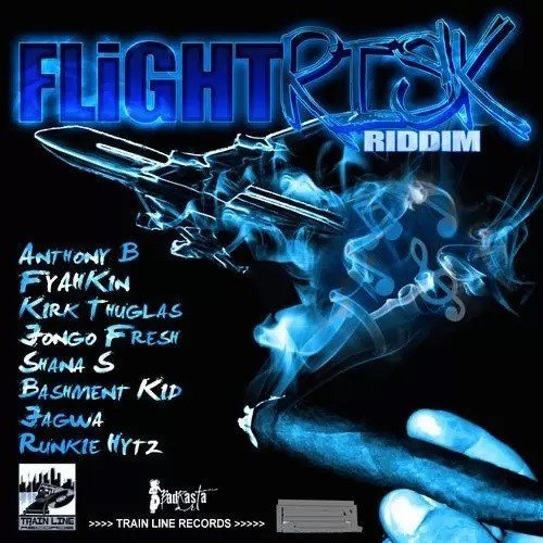Flight Risk Riddim Train Line