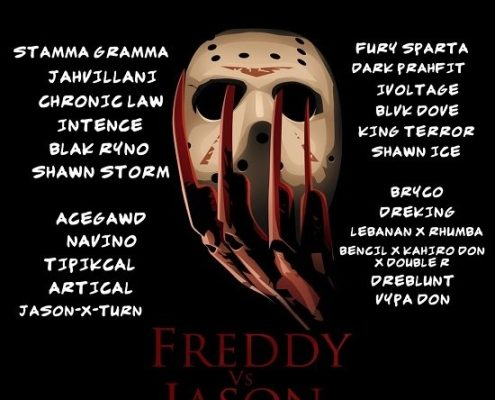 Freddy Vs Jason Riddim
