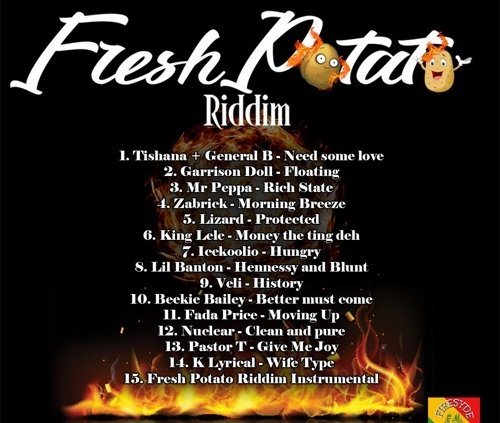 Fresh Potato Riddim