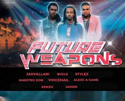 Future Weapons Riddim
