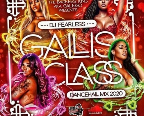 Gallis Class Dancehall Mix