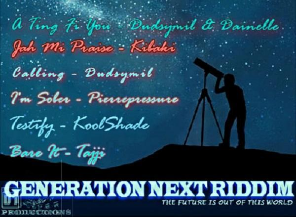 Generation Next Riddim
