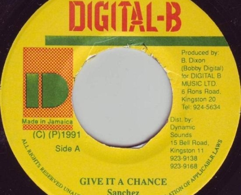 Give It A Chance Riddim