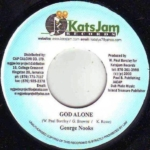 God Alone Riddim Katsjam Records