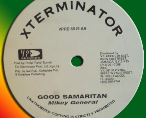 Good Samaritan Riddim