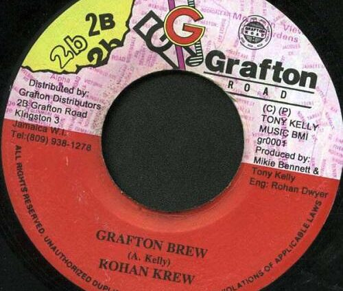 Grafton Brew Riddim 1