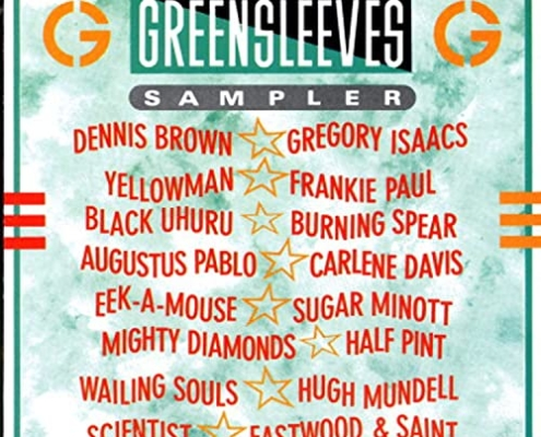 Greensleeves Sampler 1986