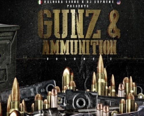 Gunz Ammunition Vol 2 Dancehall Mix 2018