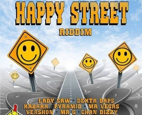 Happy Street Riddim