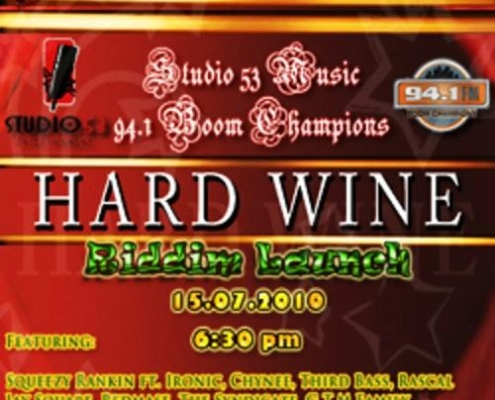 Hard Wine Riddim