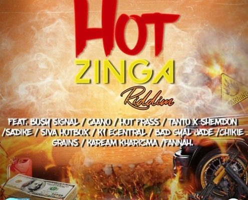 Hot Zinga Riddim