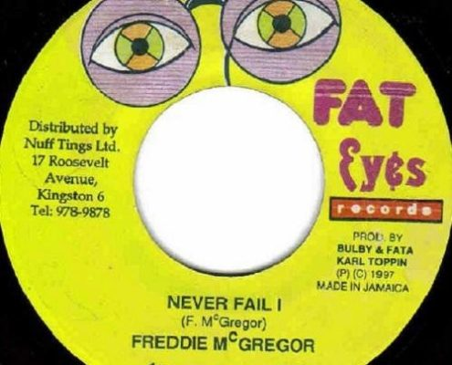Jah Never Fail I Riddim