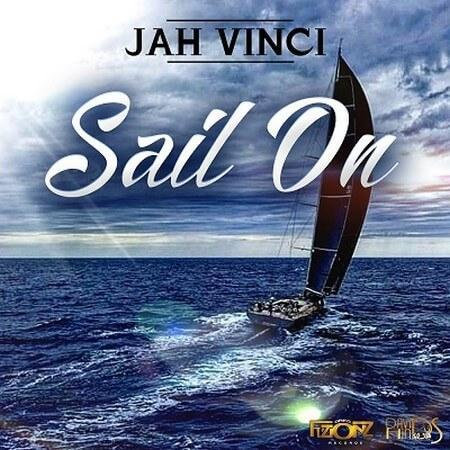 jah vinci – sail on – gregfuzionz records 2019