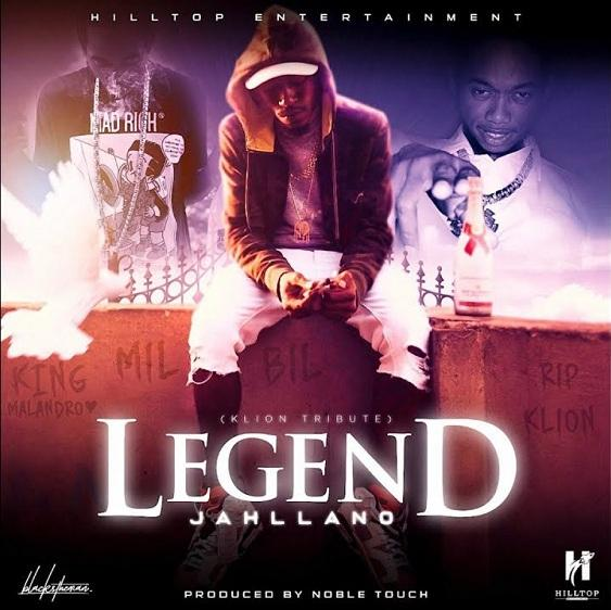 Jahllano Legend K Lion Tribute