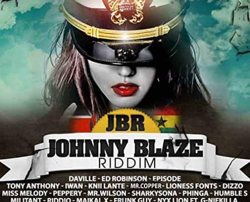 Johnny Blaze Riddim