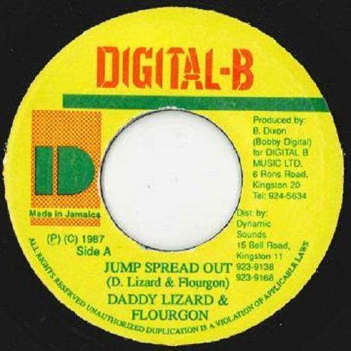 Jump Spread Out Riddim