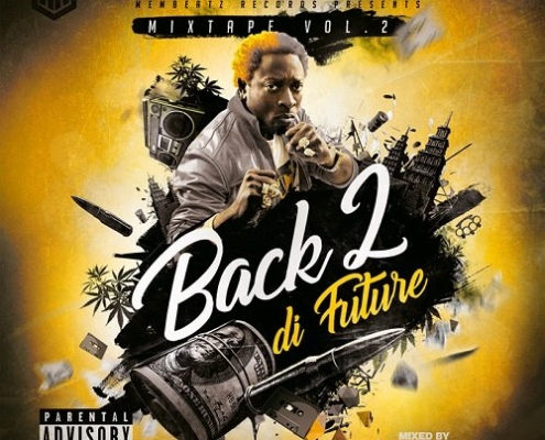 Just Dave Back 2 Di Future Vol 2