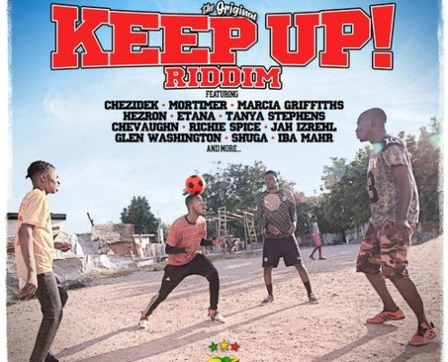 Keep Up Riddim