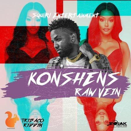 Konshens Raw Vein
