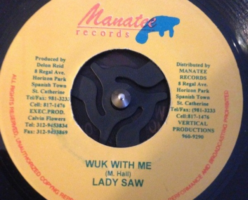 Lady Saw Wuk With Me