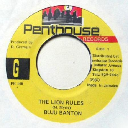 Lion Rules Riddim