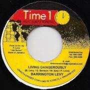 Living Dangerously Riddim 1