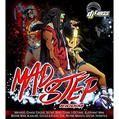 Mad Step Riddim