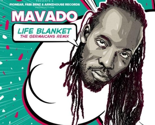 Mavado Life Blanket The Germaicans Remix