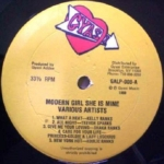 Modern Girl She Is Mine Lp