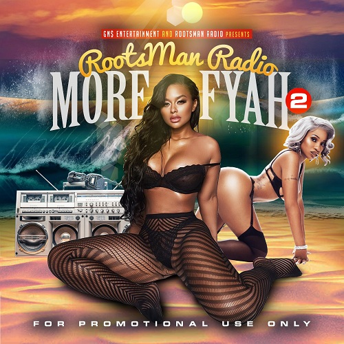 More Fyah Vol 2 Mixtape
