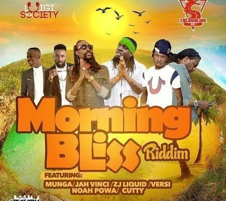 morning bliss riddim – jr bloodline and lugi society