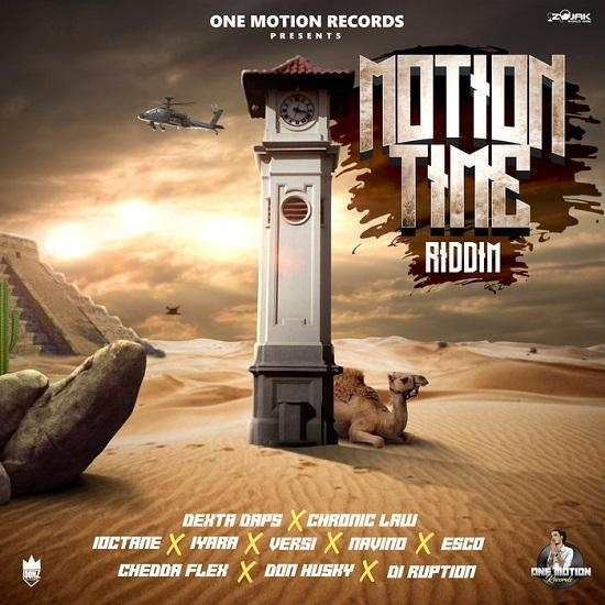 Motion Time Riddim