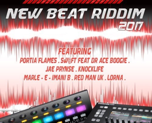New Beat Riddim Ras Blinga Records