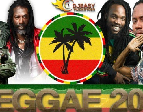 New Reggae Mix April 2019
