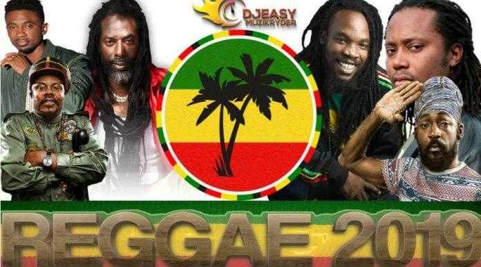 new reggae mixtape – april 2019 – djeasy