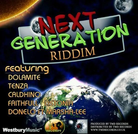 next generation riddim – tmd records production