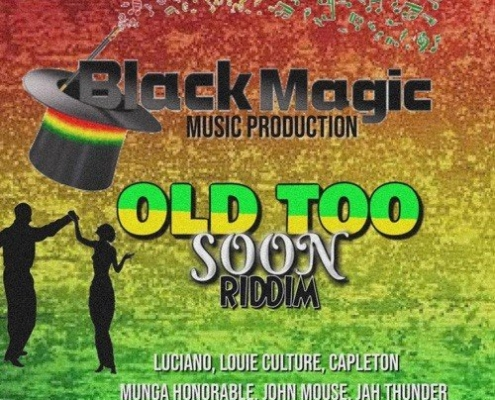 Old Too Soon Riddim