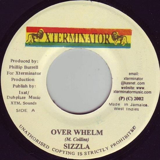 Over Whelm Riddim